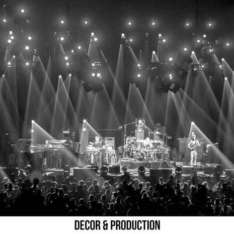 DECOR & PRODUCTION