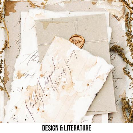 DESIGN & LITERATURE