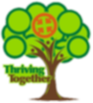 TCC_ThrivingTogether_art T Shirt.png