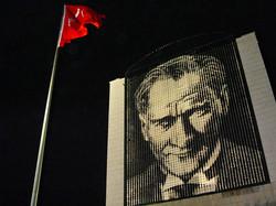 Gaziantep University   Atatürk Bust