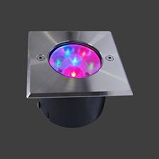 Damla LED QUADRO DA-GAOS6-RGB