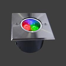 Damla LED QUADRO DA-GAOS3-RGB