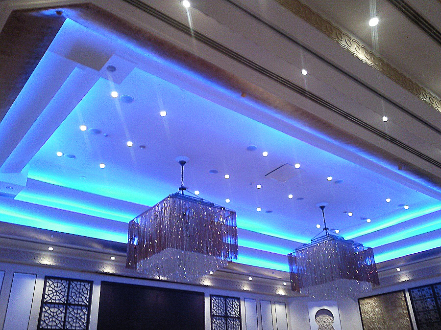 Intercontinental Hotel - Ballroom