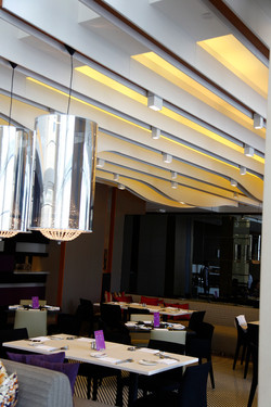 Lenotre and Patchi Restaurant