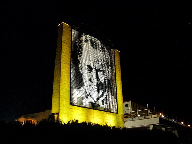Gaziantep University | Atatürk Bust