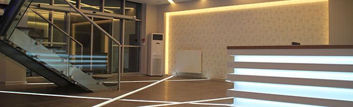 Damla LED Aydınlatma Sistemleri