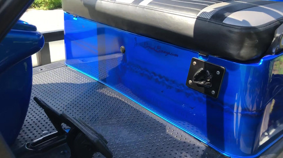 golf cart custom paint clearwater