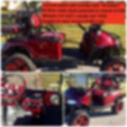 candy red custom golf cart car.JPG