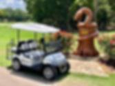 Innisbrook Golf Cart by Liquid Lenny's C