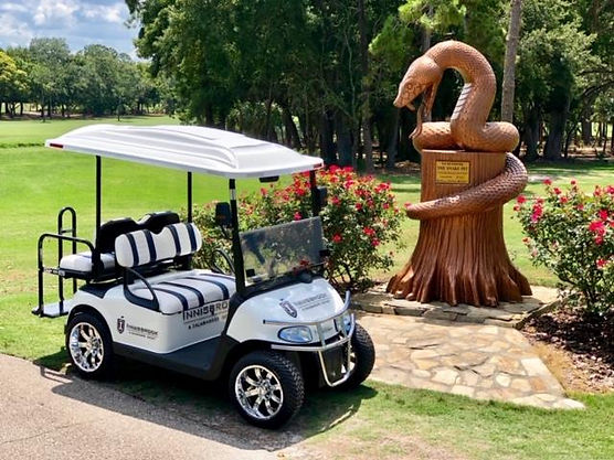 Innisbrook Golf Cart by Liquid Lenny's C