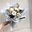 Thumbnail: Standard Preserved Flower Bouquet (Icy Blue)