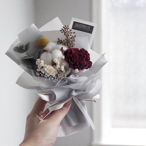 Mini Assorted Cotton Bouquet (Twilight)