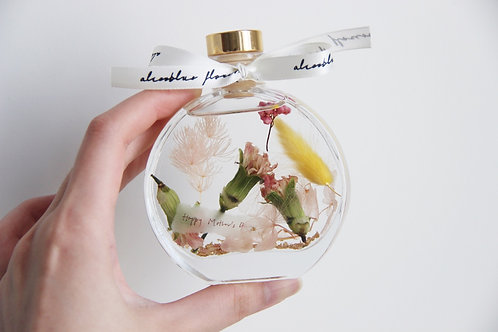 Mother's Day Special Hana Bottle - Carnation