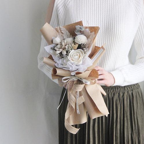 Petite Sola Flower Bouquet