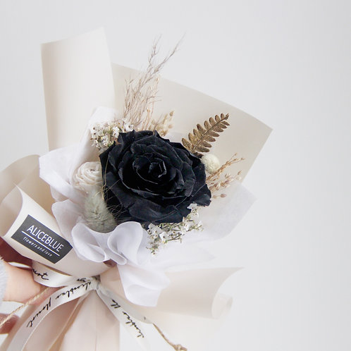 Mini Preserved Flower Bouquet (Shadow Montain)