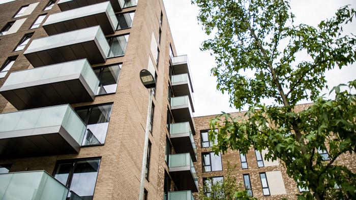 Aberfeldy Village changing London living for good