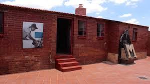 Nelson Mandela original home in Soweto
