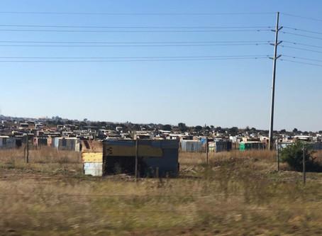Inspiration from Johannesburg