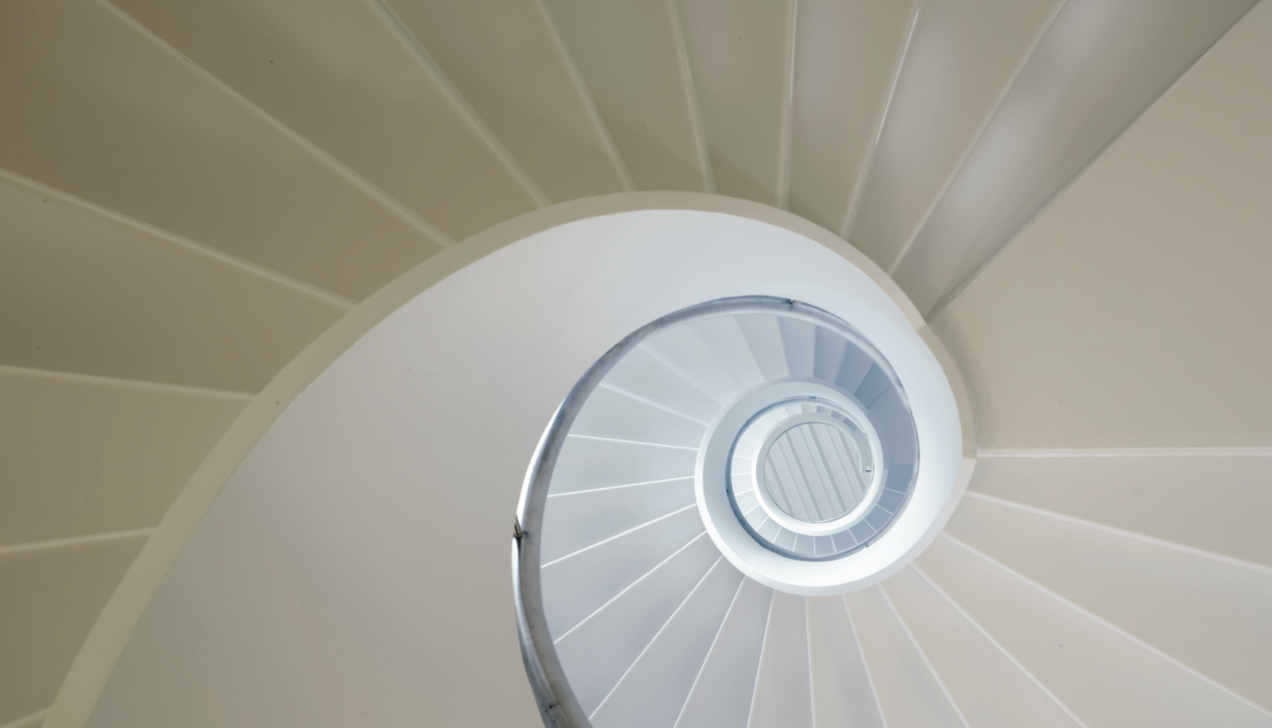 SPIRAL STAIRCASE UNLIVER HEAD OFFICE