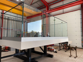 Flexi launch innovative SQS Fast-attaching             Lightweight balcony system