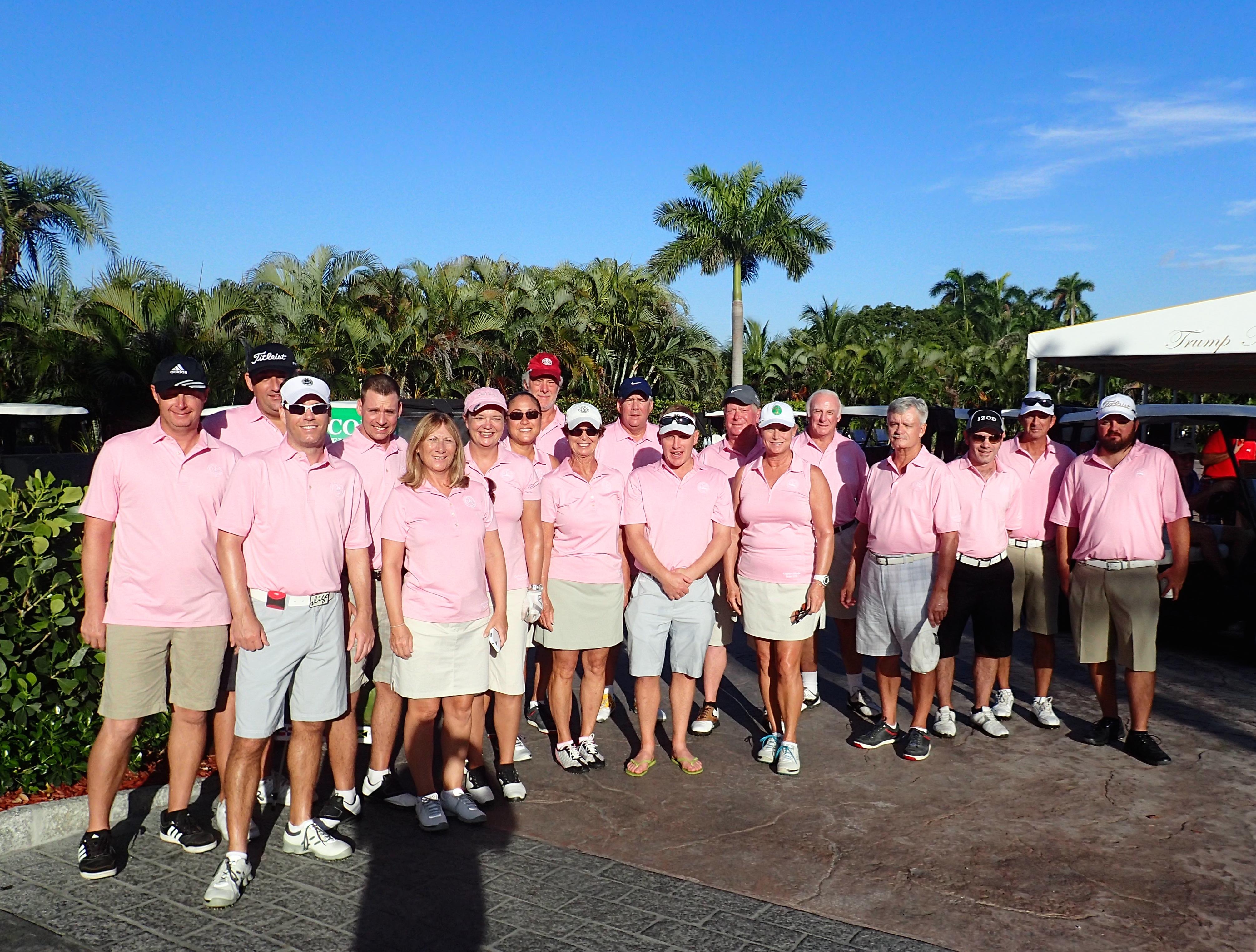 Caribbean Classic Cayman Team