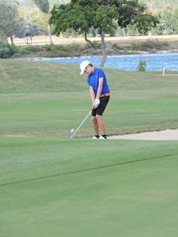 Todd Purton - 6th hole