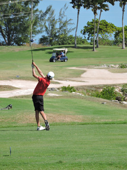 Todd Purton - hole 18