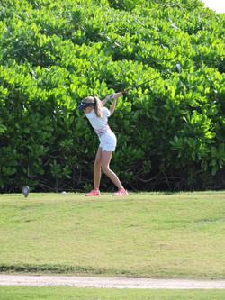 Holly Mclean - 3rd hole