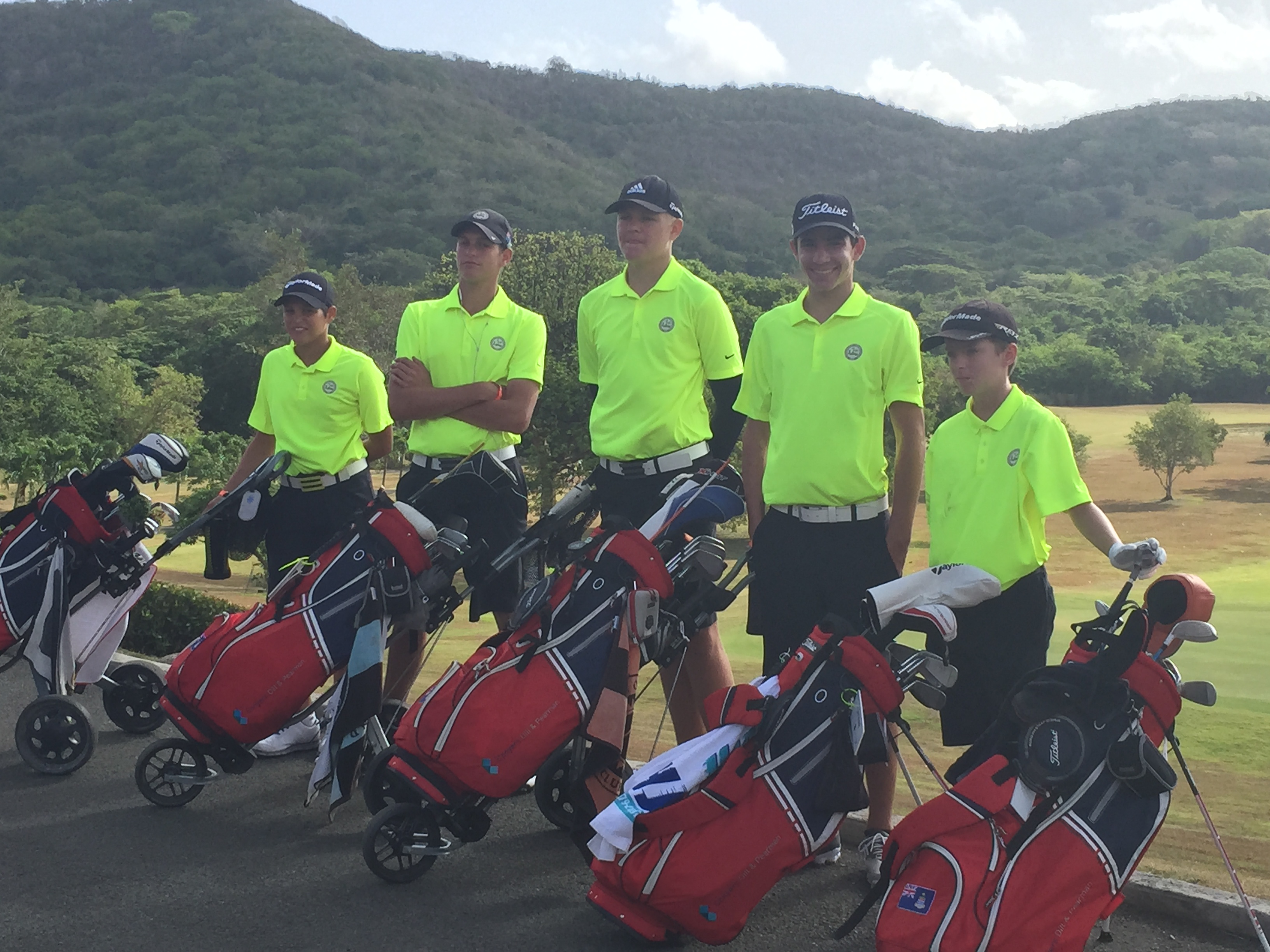 2015 Junior Team - St. Croix