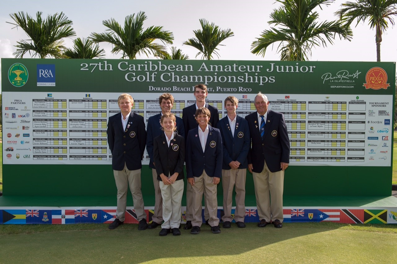 team cayman - Juniors PR 2014
