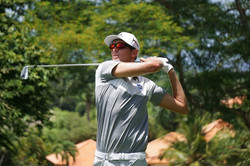 RD 1 CAGA Andrew J. - Tee off