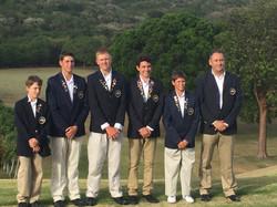 2015 Junior Team Official Uniform