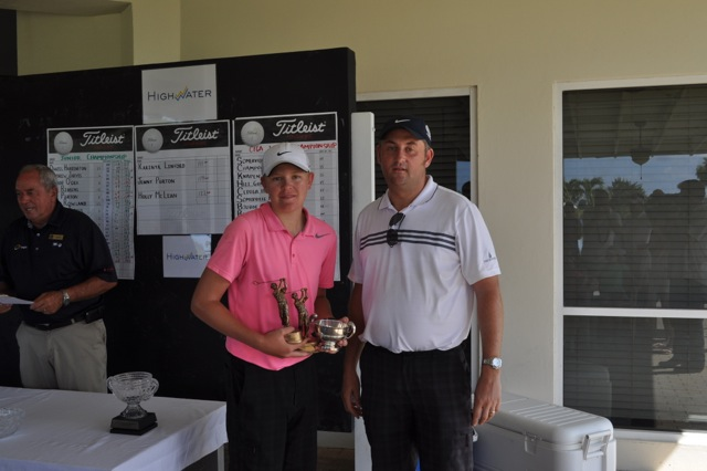 Boys Junior Champion 2104