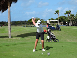 Joe Purton - 7th hole