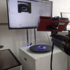 Medição do Sistema de Transmissão - Fórmula FEI Elétrico