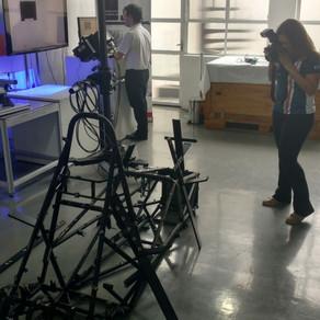 Digitalização do Chassi - Equipe Poli Racing