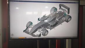 Análise da Frenagem do Veículo Fórmula 3 - Trabalho de TCC