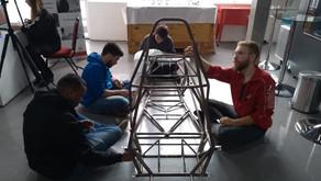 Digitalização do Chassi - Equipe B'Energy Racing Facens