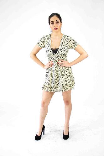 Short Cinched Dress