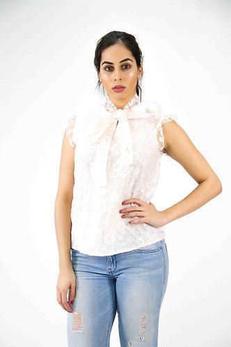 Soft Tissue Fabric Top