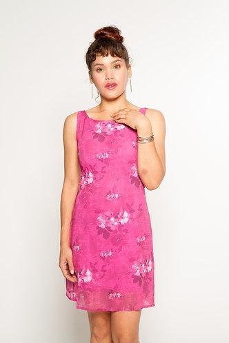 Pink Blossom Dress