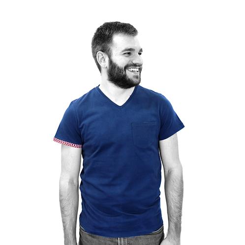 T-shirt - Bleu marine