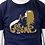 "Thumbnail: T-shirt bleu marine - ""Get some"""