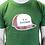 """Thumbnail: T-shirt vert - """"Cap"""""""
