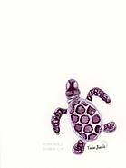 Purple Baby Turtle