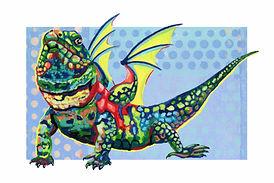 Proud Dragon (Tegu)