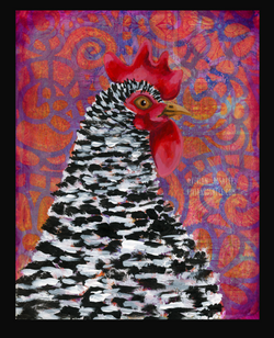 Barred Rock (Lg Red)