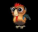 Nerdy Birdy chicken