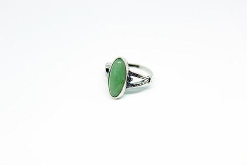 Кольцо нефрит