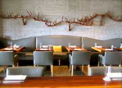 Main Dining Room Bench Seating